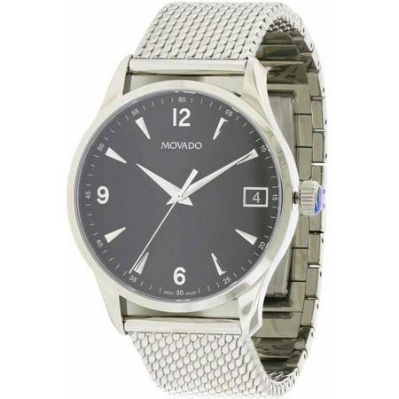 Circa Stainless Steel Mesh Men's Watch, 0606802