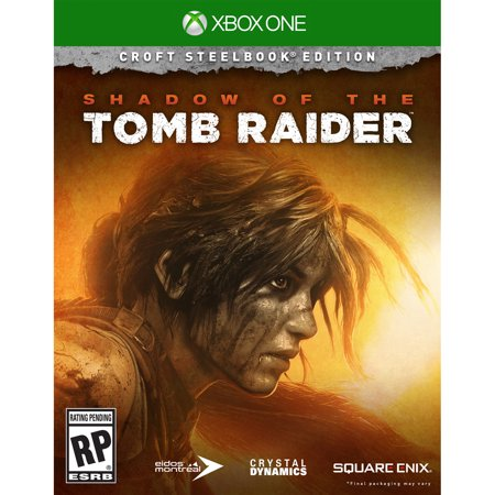 Shadow of the Tomb Raider: Croft Steelbook Edition - Xbox One