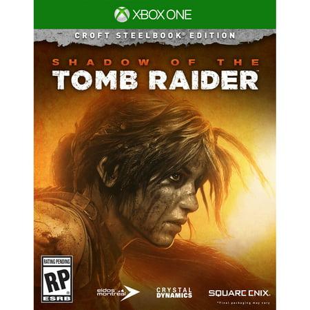 Shadow of the Tomb Raider: Croft Steelbook Edition - Xbox One
