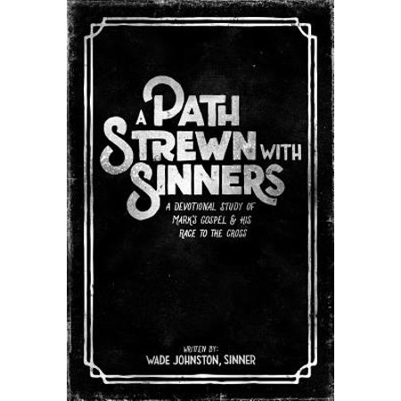 Devotional Cross (A Path Strewn with Sinners : A Devotional Study of Mark's Gospel and His Race to the Cross )