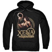 Xena Warrior Princess Royalty Mens Pullover Hoodie