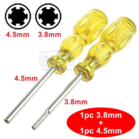 3.8mm + 4.5mm Screwdriver Bit for NES SNES N64 Game Boy Nintendo Security