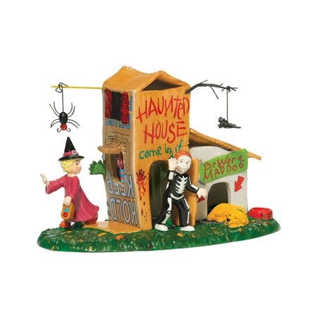 Department 56 Snow Village Halloween 799979 Come In If You Dare Accessory