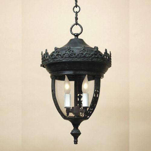 JVI 1106 2 light Hanging Pendant from the Outdoor Lightin...