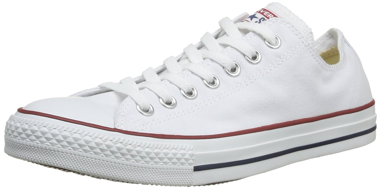 Converse Men's CONVERSE CHUCK TAYLOR ALL STAR OXFORD (OPTICAL WHITE by Converse