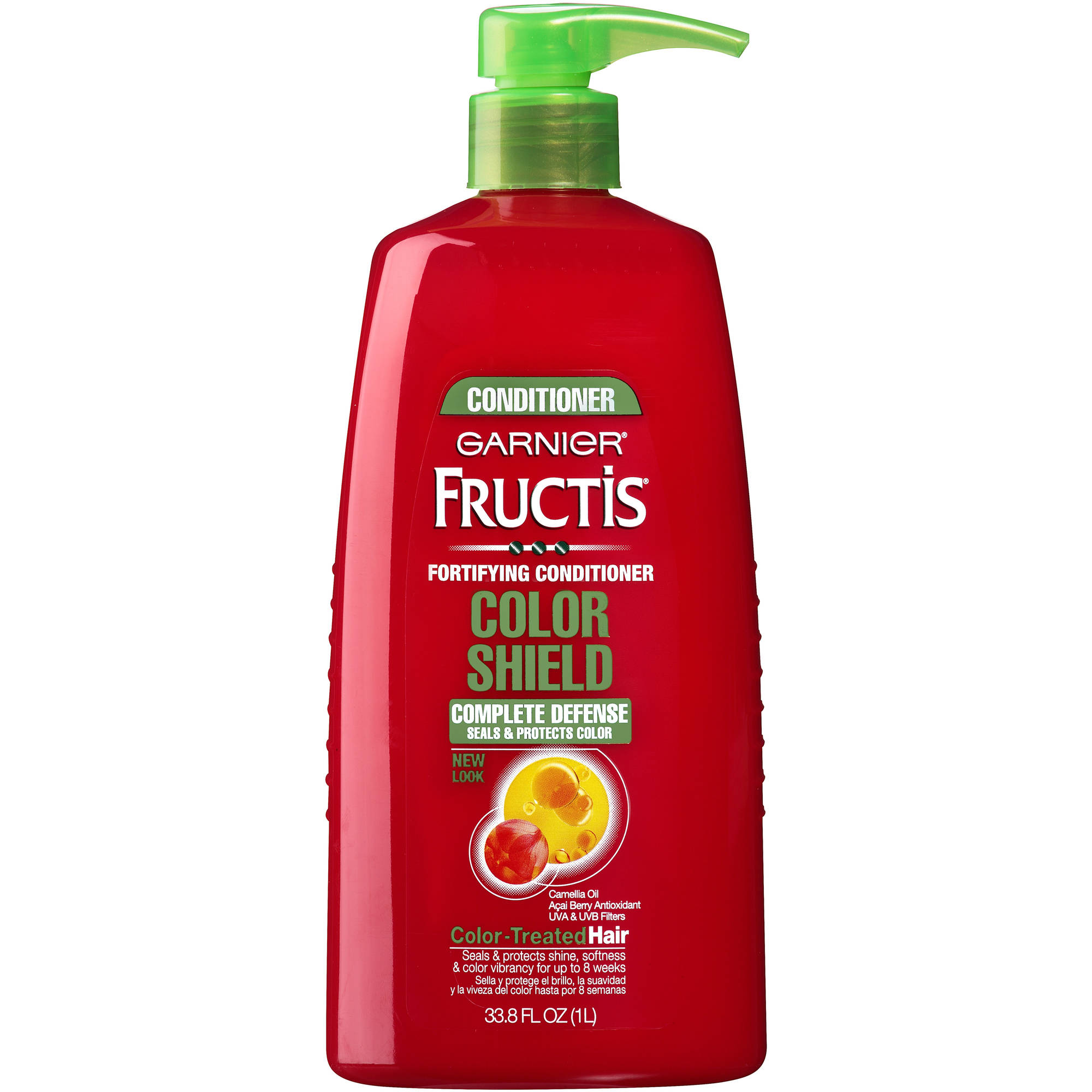 Garnier Fructis Color Shield Fortifying Conditioner, 33.8 fl oz