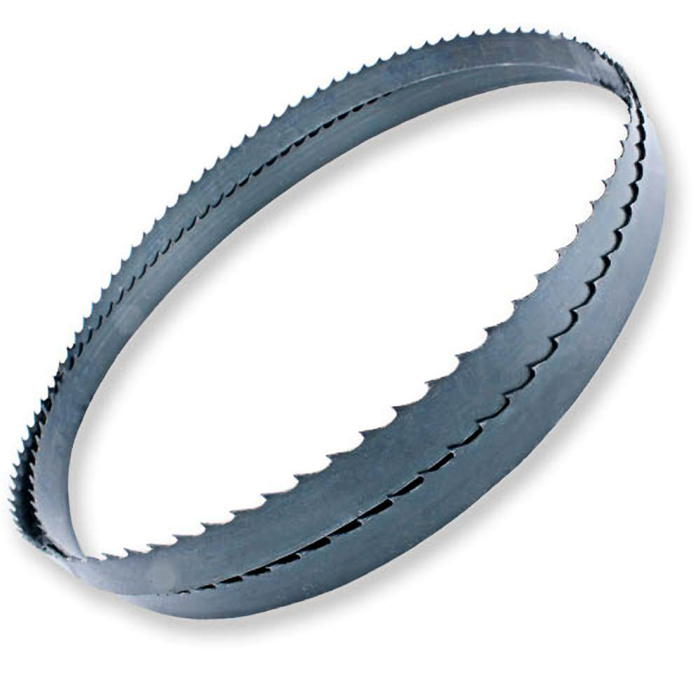 "Band Saw Blade - Commercial Grade - 137"" X 1"" X 2 Hook Tpi"