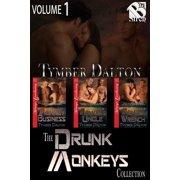 The Drunk Monkeys Collection, Volume 1 - eBook