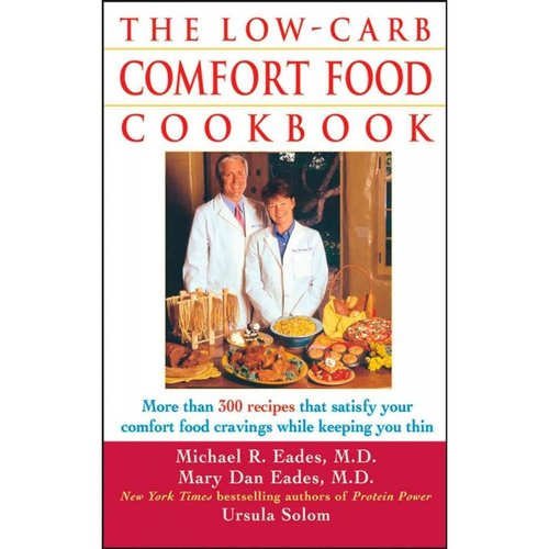 The Low-carb Comfort Food Cookbook