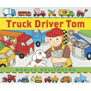 Truck Driver Tom - eBook
