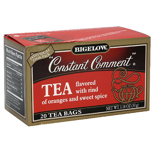 Bigelow Constant Comment Tea, 20ct  (Pack of 6)