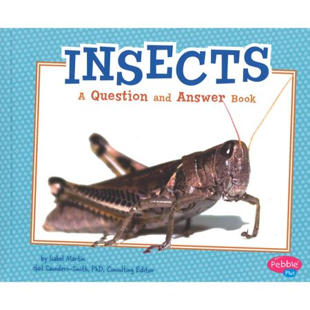 Insects: A Question and Answer Book - Walmart.com