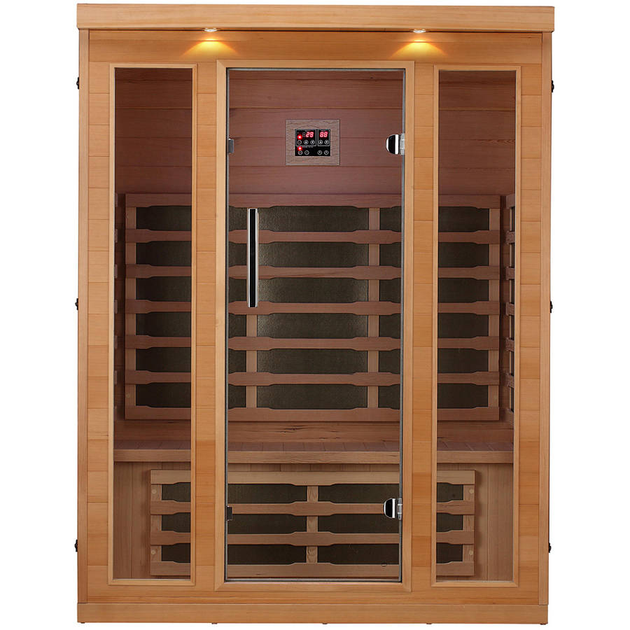 Canadian Spa Co. Banff 3-Person Far Infrared Sauna by Canadian Spa Company