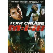 Mission Impossible 3 [DVD] by PARAMOUNT HOME VIDEO