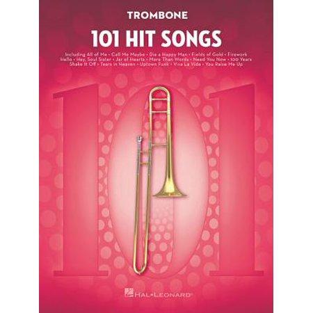 Ballads Trombone (101 Hit Songs : For Trombone)