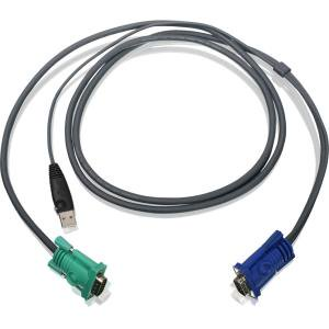 6FT USB KVM CABLE FOR USE W/ GCS1716 16 Usb Kvm Cables