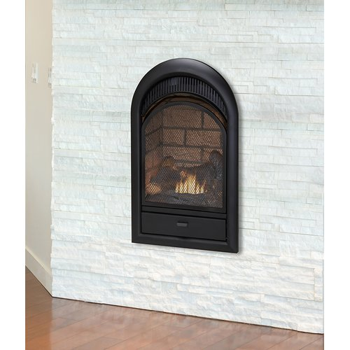 Duluth Forge Ventless Propane Natural Gas Fireplace Insert