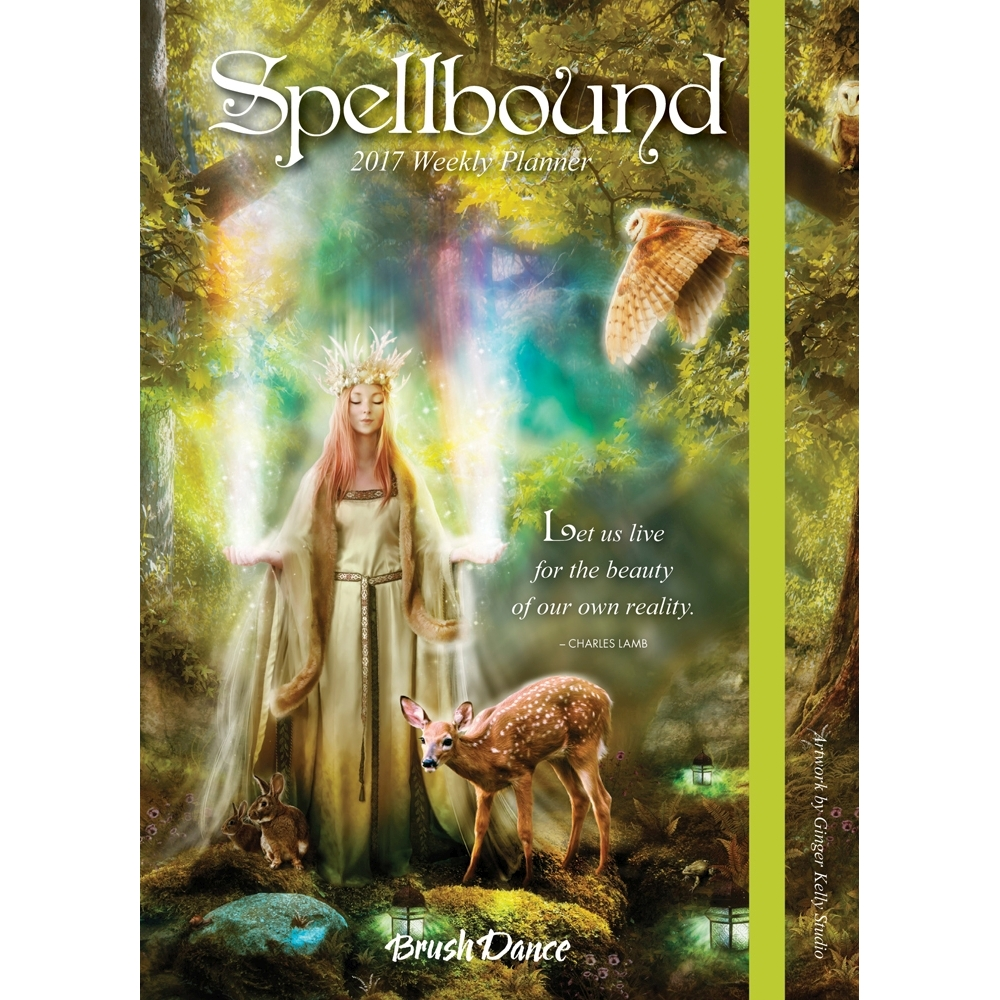 Spellbound Softcover Weekly Planner