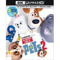 The Secret Life of Pets 2 (4K Ultra HD + Blu-ray)
