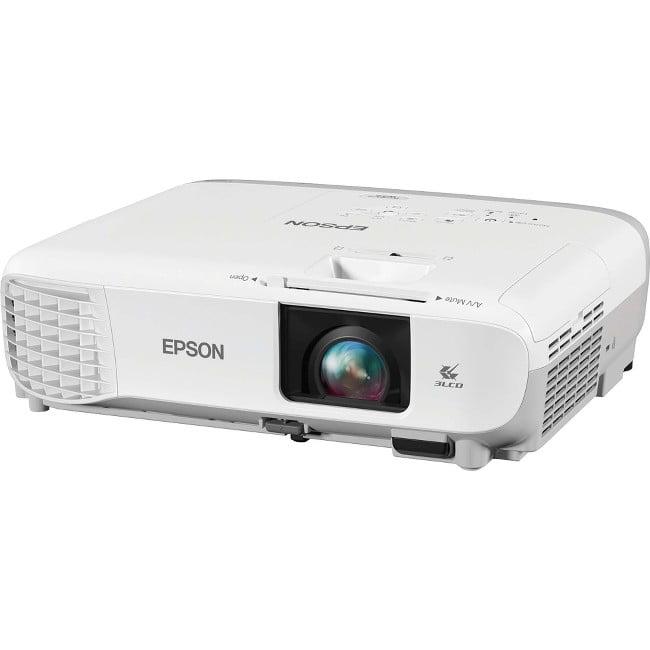 Epson Powerlite W39 WXGA 3500 Lumens Projector by Epson