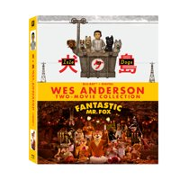 Wes Anderson Two-Movie Collection: Isle Of Dogs & Fantastic Mr. Fox (Blu-ray + Digital)