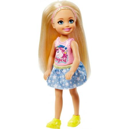 Unicorn Club (Barbie Club Chelsea Doll, Unicorn Doll)