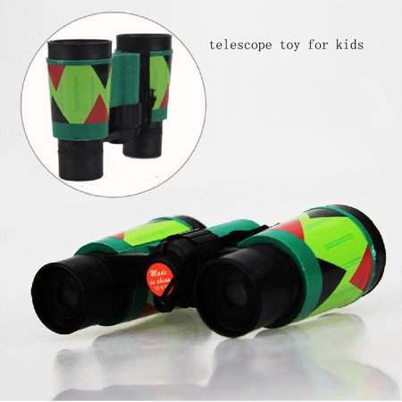 Kids Binoculars Telescope Neck Tie Educational Toy Model for Kids -Best