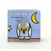 Little Owl Finger Puppet Book (Board Book)