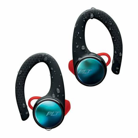 Plantronics BackBeat FIT 3100 True Wireless Earbuds, Sweatproof and Waterproof in Ear Workout Headphones,
