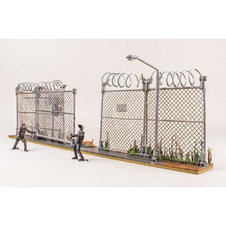 McFarlane Toys The Walking Dead AMC TV Series Prison Gate & Fence Building Set #14556 192 pcs](The Walking Dead Hershel)
