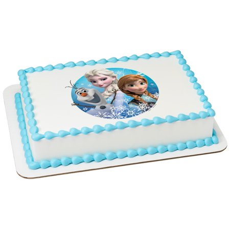 Frozen Olaf, Elsa & Anna 2