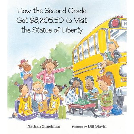 How the Second Grade Got $8,205.50 to Visit the Statue of Liberty - Statue Of Liberty Outfit