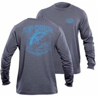 Flying Fisherman Long Sleeve Traditions Tee (Two Colors)