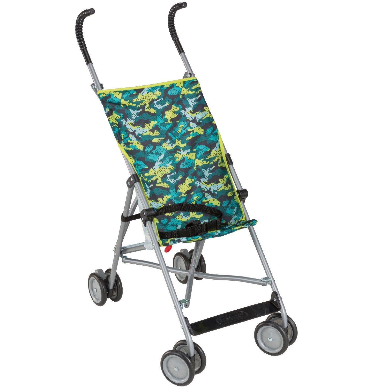 Umbrella Stroller, Neon Camo, COMPACT DESIGN – The Cosco ...