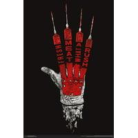 A Nightmare on Elm Street - Hand Poster