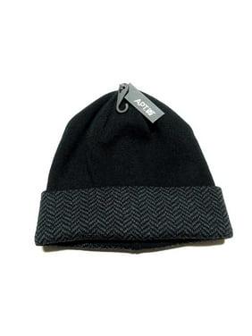 32e8cdfa4d185 Product Image Apt. 9 Men Herringbone Cuffed Beanie Hat Black One Size