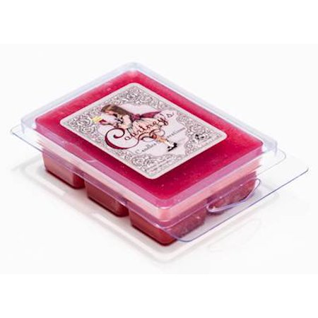 - PERFECTLY POMEGRANATE Mixer Melt or Wax Tart by Courtneys Candles
