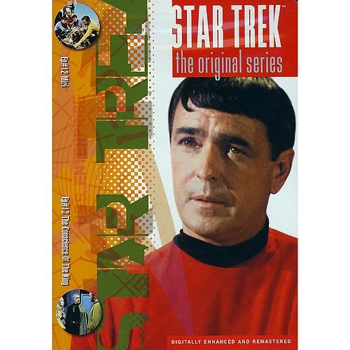 Star Trek: The Original Series, Volume 6: Miri / Conscience Of The King (Full Frame)