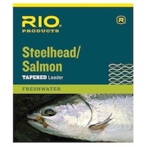 Rio Steelhead Atlantic Salmon Tapered Leader 9ft - Fly Fishing