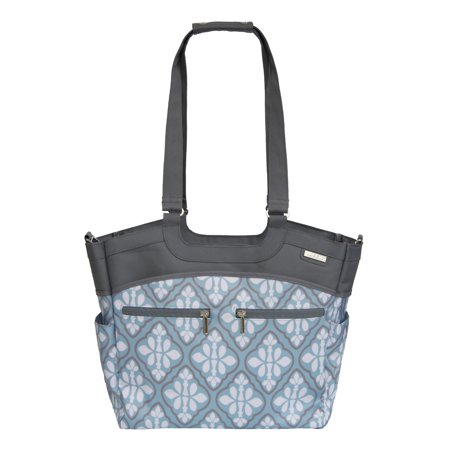 - JJ COLE Camber Diaper Bag - Blue Iris