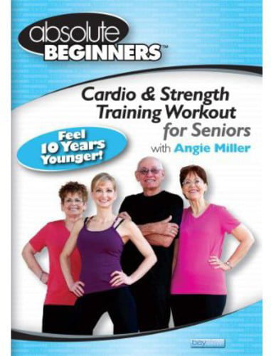 Absolute Beginners: Cardio and Strength Training Workout For Seniors by BAYVIEW ENTERTAINMENT