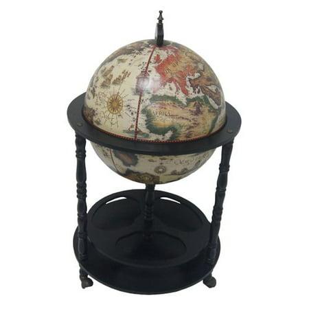 Merske LLC 16th Century Italian Style Floor Globe