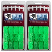 Electric Football Pro Line Double Clip Strong TTC Straight Front Bases-24 Pack