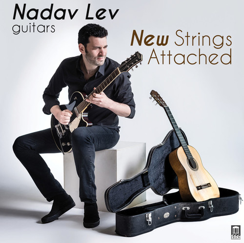 Barash / Lev / Mivos String Quartet - Nadav Lev: New Strings Attached - Contemporary [CD]