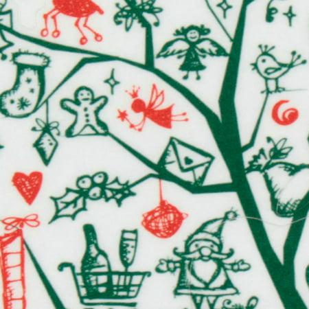 Christmas Tree Decal Vinyl Sticker Skin for Apple Macbook 11 12 13 15 17''  - image 5 de 6