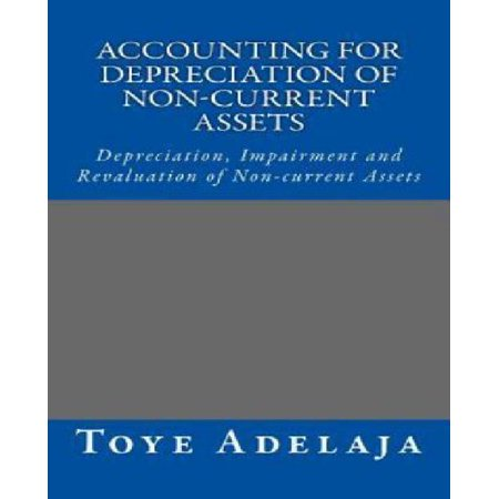 Accounting For Depreciation Of Non Current Assets And Bookkeeping  Depreciation  Impairment And Revaluation Of Non Current Assets