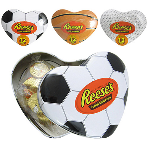 Galerie Reese's Sports Heart, 3.7 oz