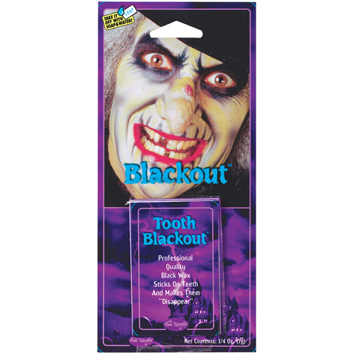 Tooth Blackout Adult Halloween Accessory