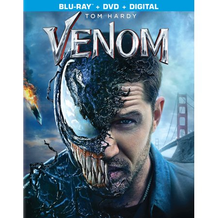 Venom (Blu-ray + DVD + Digital Copy) ()