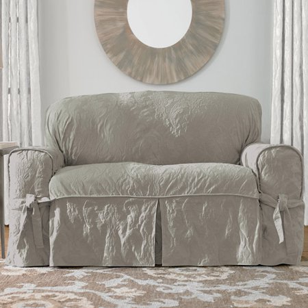 Sure Fit Matele Damask Sofa Cover